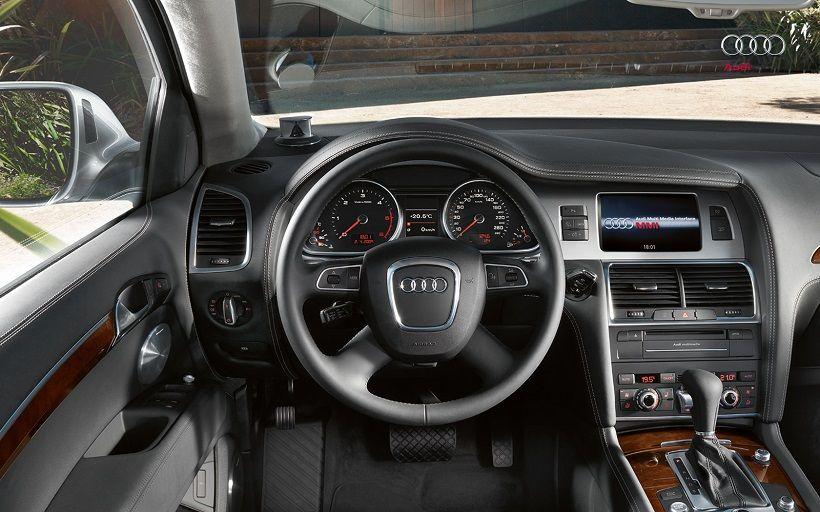 Audi Q7 2012, Kuwait