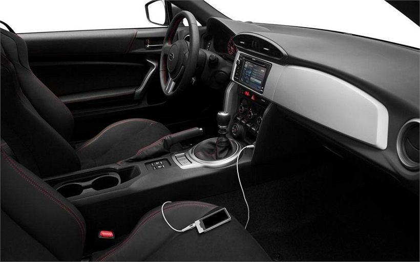 Subaru BRZ 2019, United Arab Emirates