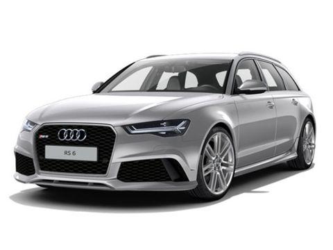 Audi RS6 Avant 2019, Kuwait