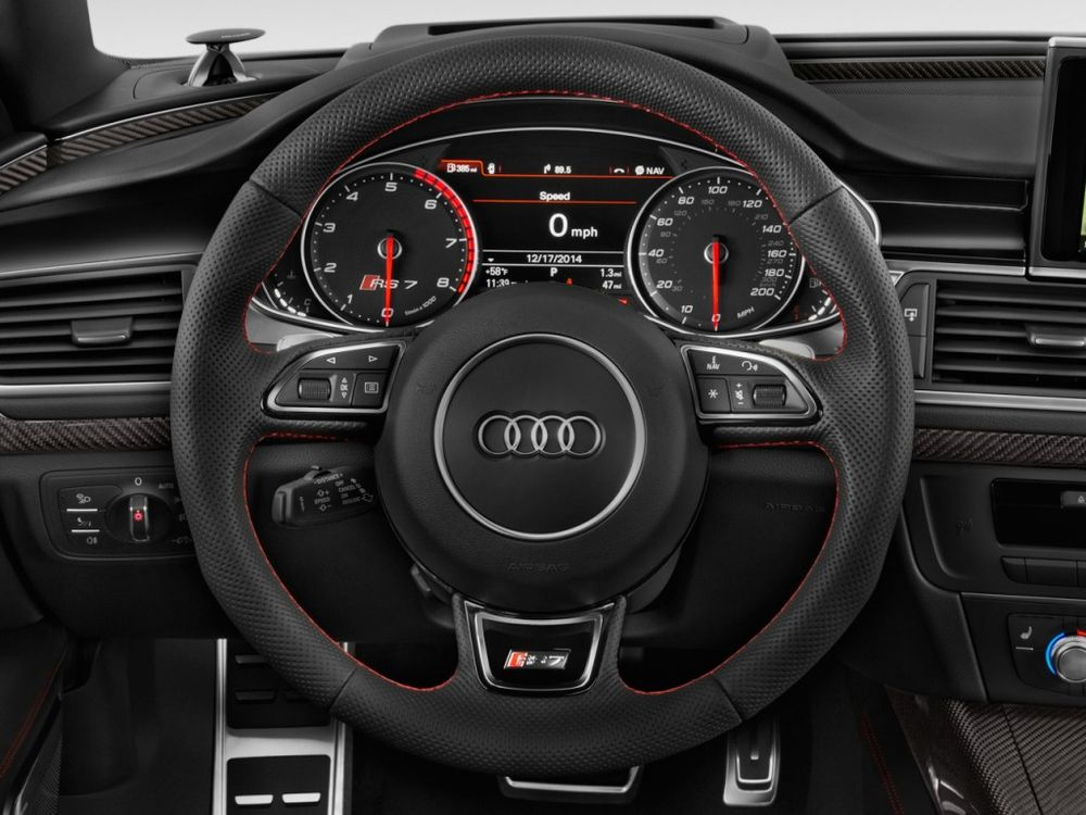 Audi RS7 2019, United Arab Emirates