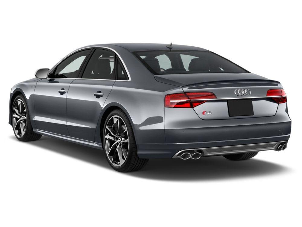 Audi S8 2019, Kuwait