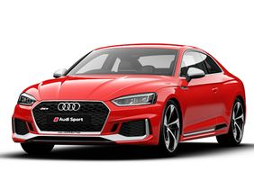 Slide show 2018 audi rs5 coupe  1