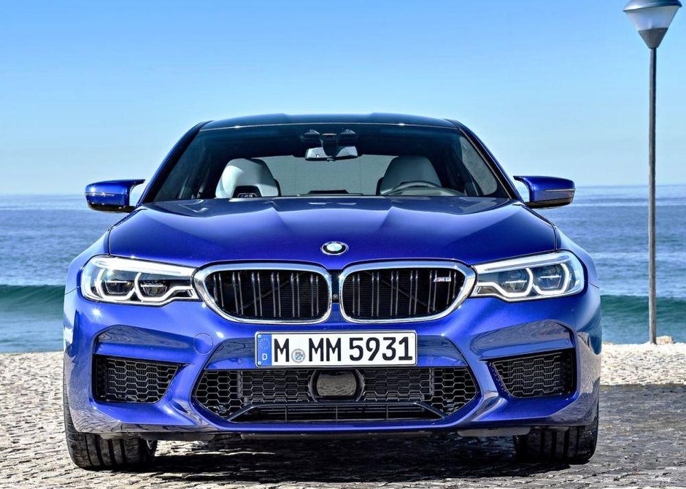 BMW M5 Sedan 2019, Bahrain