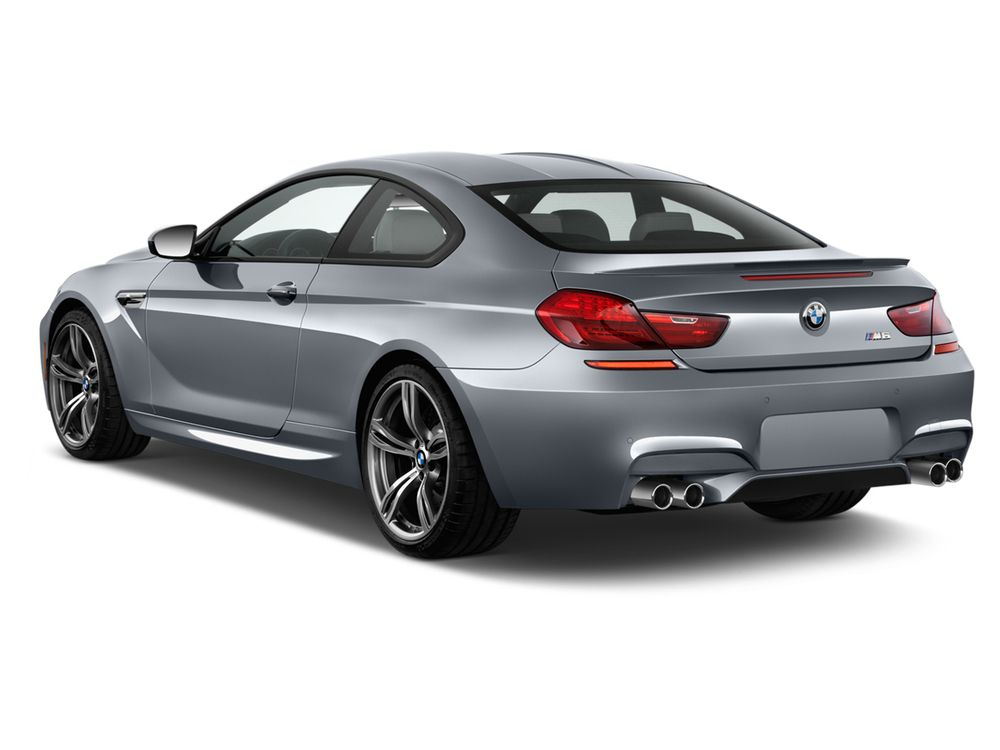 BMW M6 Coupe 2019, Oman