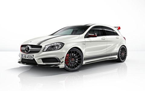 Mercedes Benz A 45 Amg 2019 2 0t 4matic In Uae New Car Prices