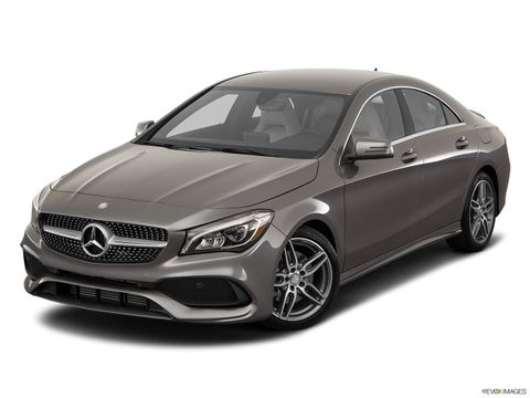 Mercedes Benz Cla Cl 2019 United Arab Emirates