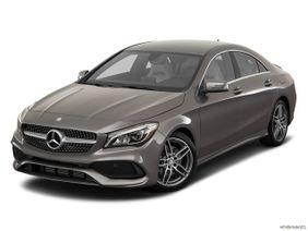 Mercedes-Benz CLA-Class 2019, Kuwait
