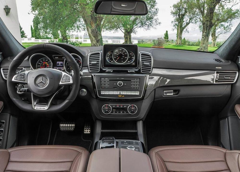 Mercedes-Benz GLS 63 AMG 2019, Bahrain