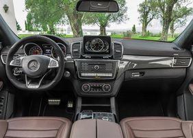 Mercedes-Benz GLS 63 AMG 2019 5 0L 4MATIC