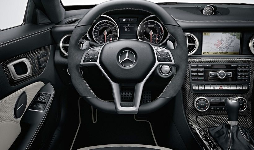 Mercedes-Benz SLK 55 AMG 2019, Kuwait