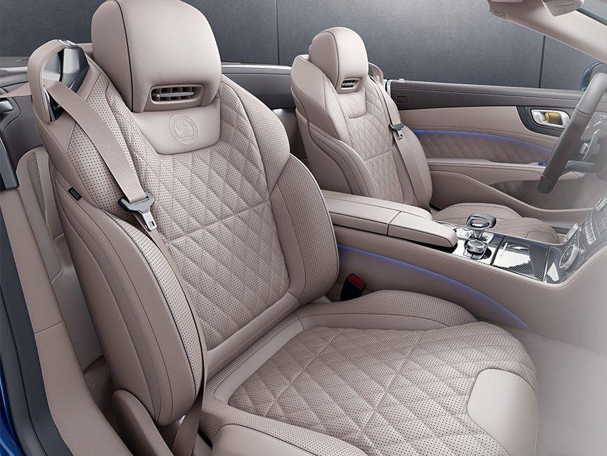 Mercedes-Benz SL 65 AMG 2019, Oman