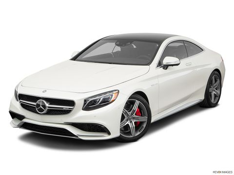 Mercedes-Benz S 63 AMG Coupe 2019, Saudi Arabia