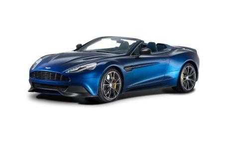 Aston Martin Vanquish Volante 2019 United Arab Emirates