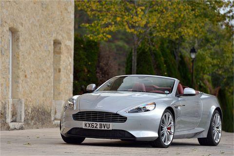 Aston Martin Db9 Volante Price In Qatar New Aston Martin Db9