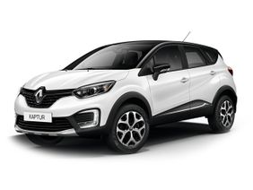 Renault Captur 2019, United Arab Emirates