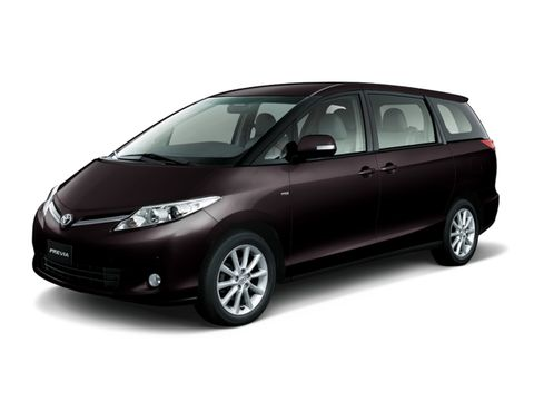 Toyota Previa Price In Uae New Toyota Previa Photos And Specs
