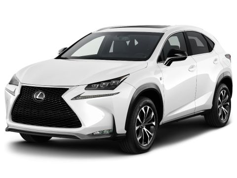 Lexus NX 2019, United Arab Emirates
