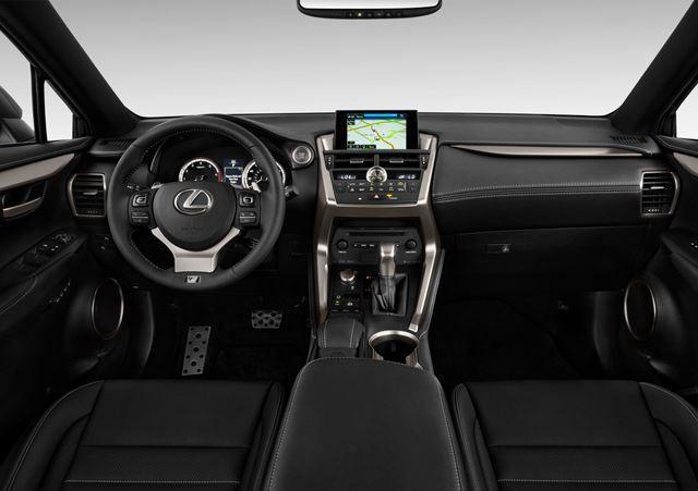 Lexus NX 2019, Bahrain