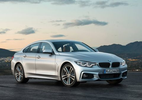 Bmw 4 Series Gran Coupe 2019 420i In Saudi Arabia New Car Prices