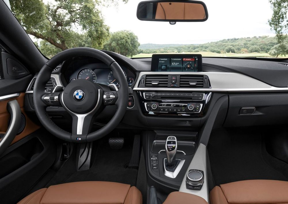 BMW 4 Series Gran Coupe 2019, Egypt