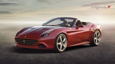 Ferrari California T Price in Egypt , New Ferrari California