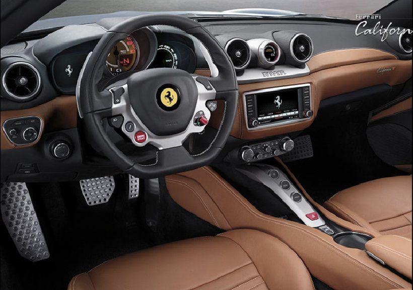 Ferrari California T 2019, Bahrain