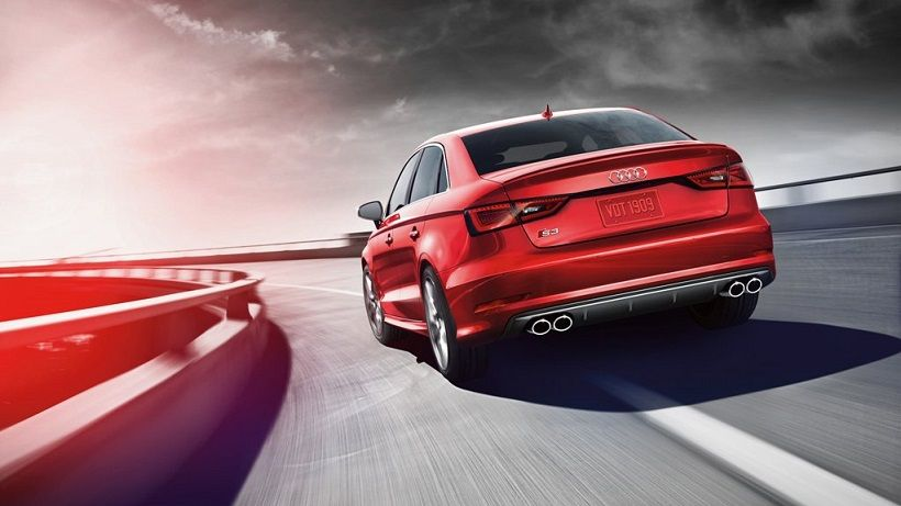 Audi S3 Sedan 2019, Qatar