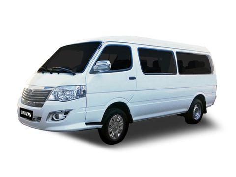 King Long Standard Body Passenger Van 2019, Bahrain