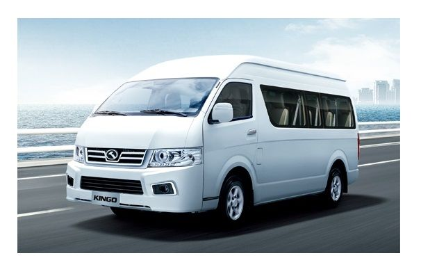 King Long Wide Body Passenger Van 2019, Qatar