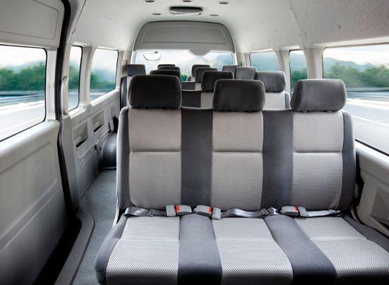 King Long Wide Body Passenger Van 2019, United Arab Emirates
