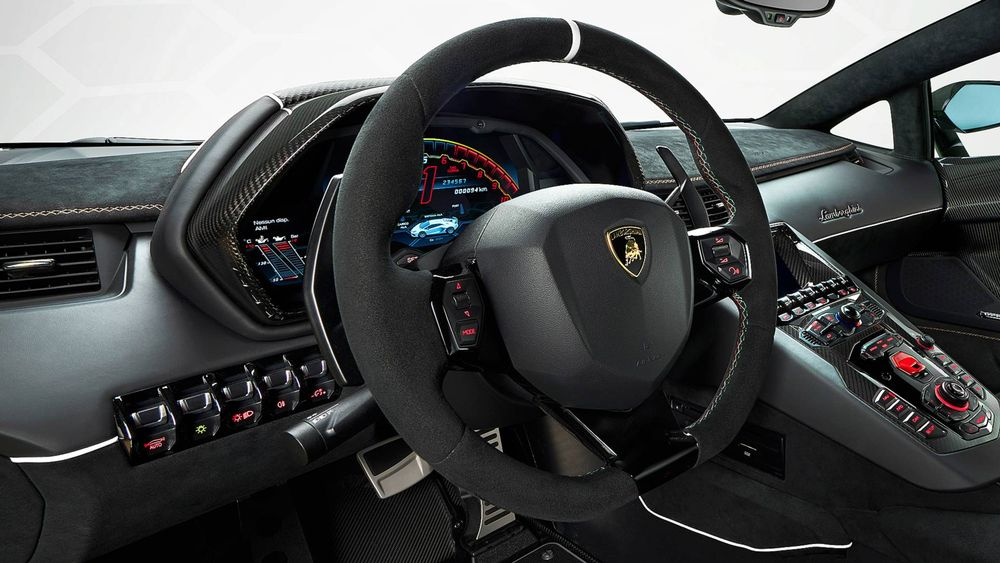 Lamborghini Aventador 2019, Qatar