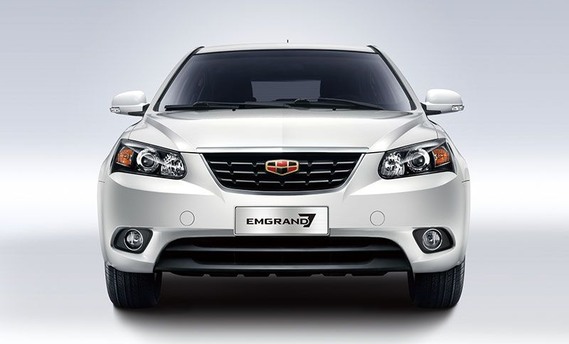 Geely Emgrand 7 HB 2019, Oman