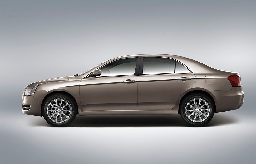 Geely Emgrand 8 2019, Oman
