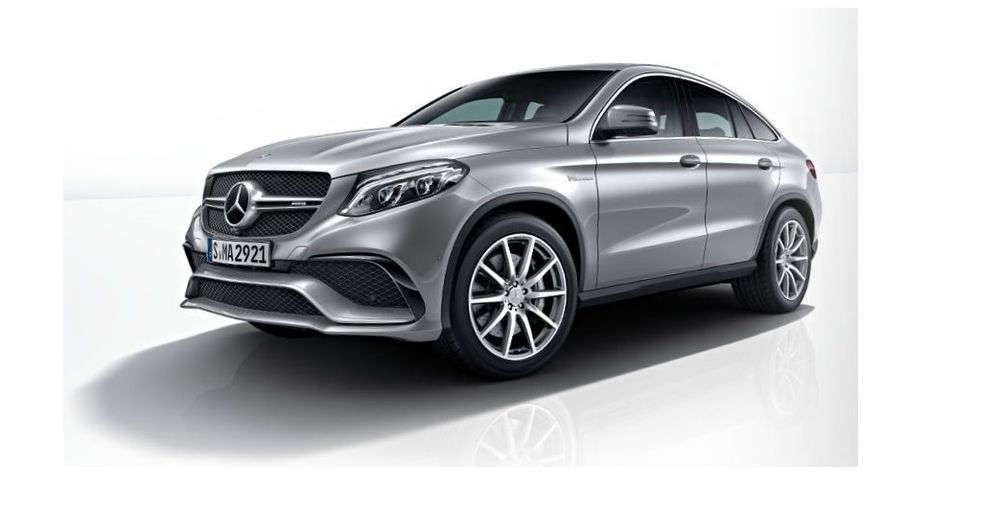 Mercedes-Benz AMG GLE Coupe 2019, Qatar