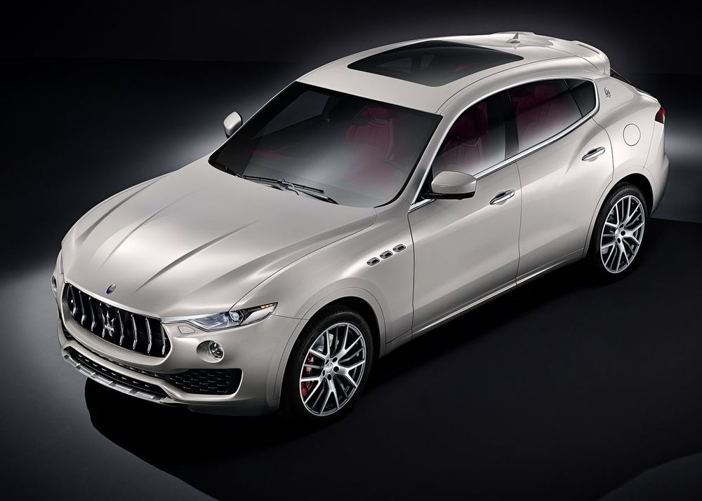 Maserati Levante 2019, Egypt