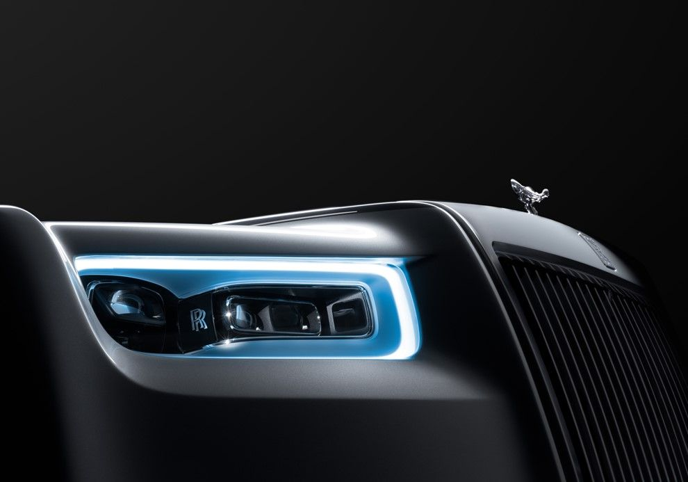 Rolls Royce Phantom 2019, United Arab Emirates
