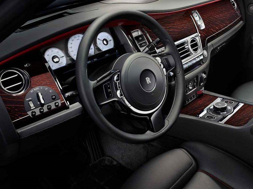Rolls Royce Ghost 2019, Saudi Arabia