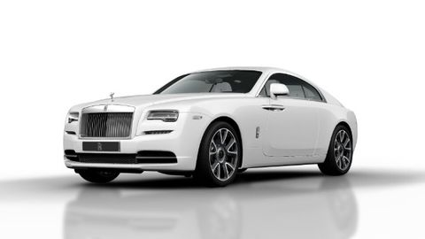 Rolls Royce Wraith 2019 6 6l Black Badge 632 Hp In Uae New Car