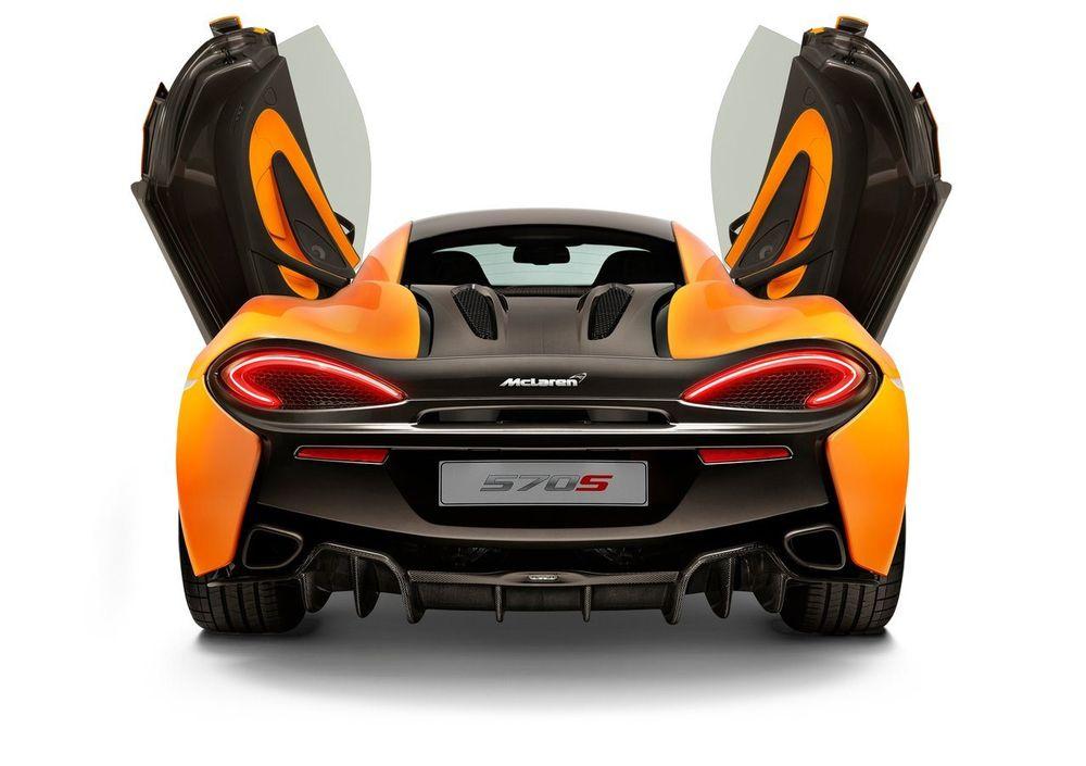 McLaren 570S 2019, Bahrain