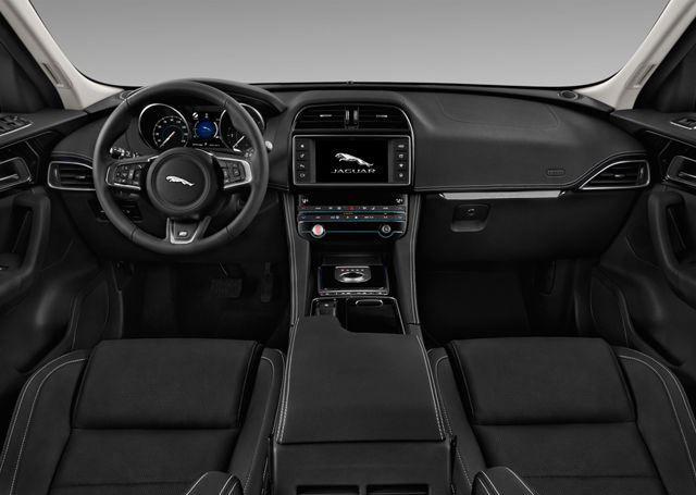 Jaguar F-Pace 2019, Kuwait