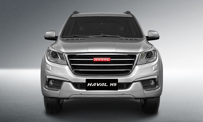 Haval H9 2019, United Arab Emirates