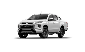 Mitsubishi L200 2019 2.4L Single Cab GL (2WD), United Arab Emirates