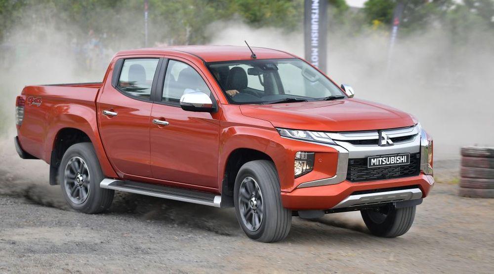 Mitsubishi L200 2019, Kuwait