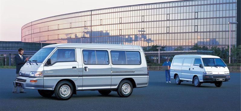 Mitsubishi L300 2019, Oman