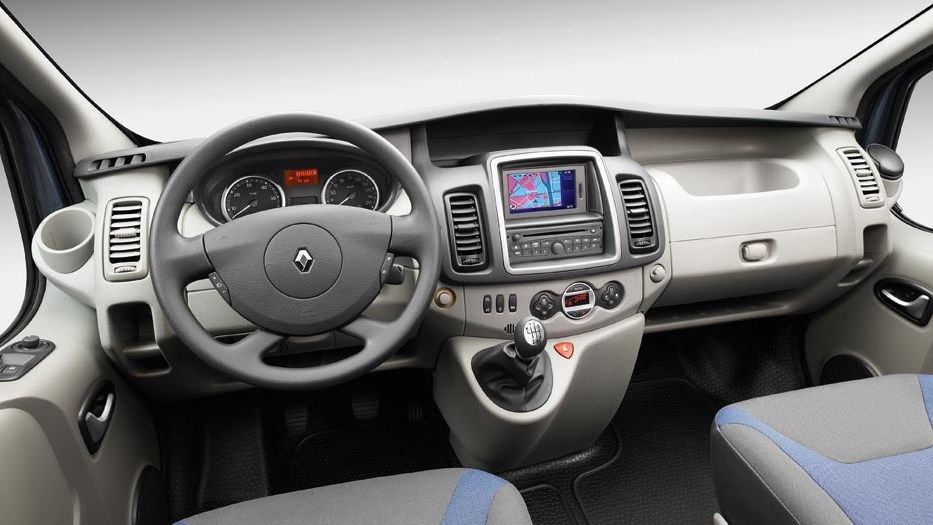 Renault Trafic 2019, Kuwait