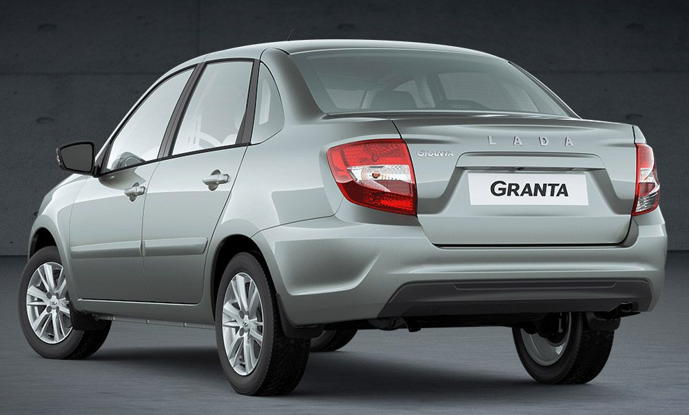 Lada Granta Sedan 2019, Egypt