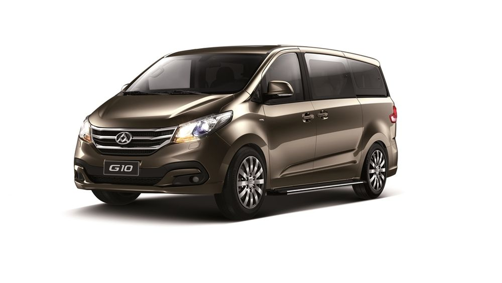 Maxus G10 9-Seater 2019, United Arab Emirates