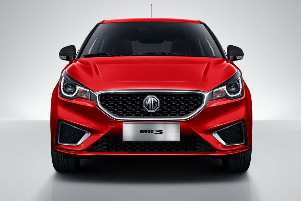 MG 3 2019, Oman