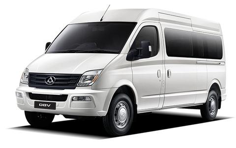 Maxus V80 Cargo Van 2019, Kuwait