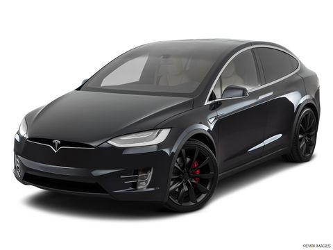 Tesla Model X 2019 United Arab Emirates